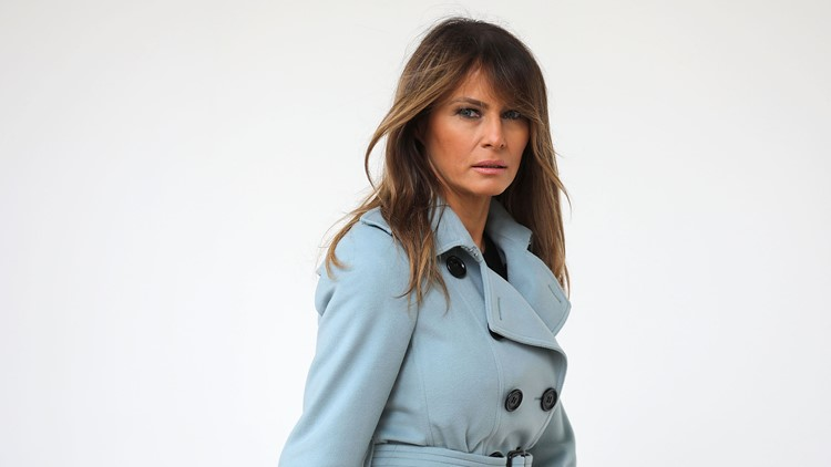 Melania Trump to attend the funeral of former First Lady Barbara Bush
