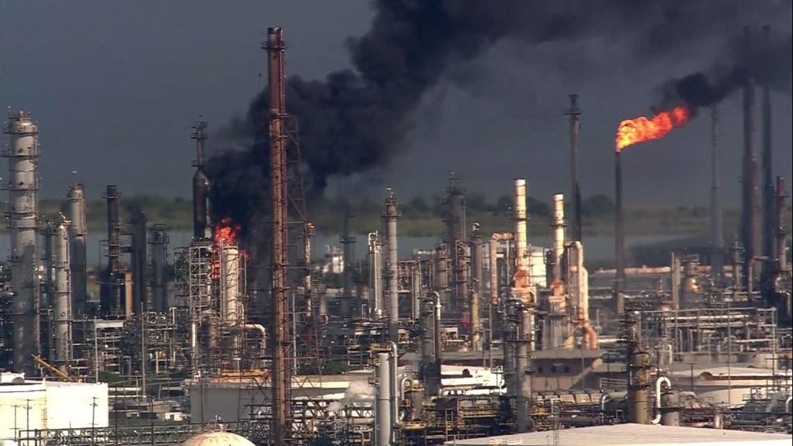 Valero Gas Prices >> wfaa.com   Explosion at Valero plant rocks Texas City; no one hurt