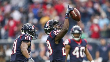 Texans' Safety Andre Hal diagnosed with Hodgkin's Lymphoma