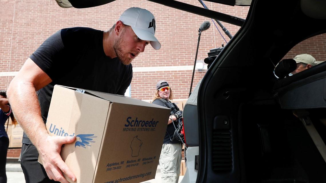 J.J. Watt releases recap, plans for Harvey relief funds ...