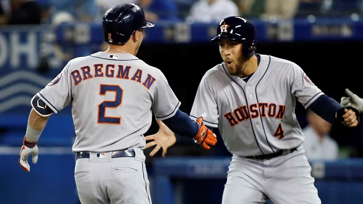 Astros clinch AL West for second consecutive year after A's fall to Mariners on walk-off
