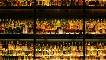 Reminder: Texans can't buy liquor on New Year's Day