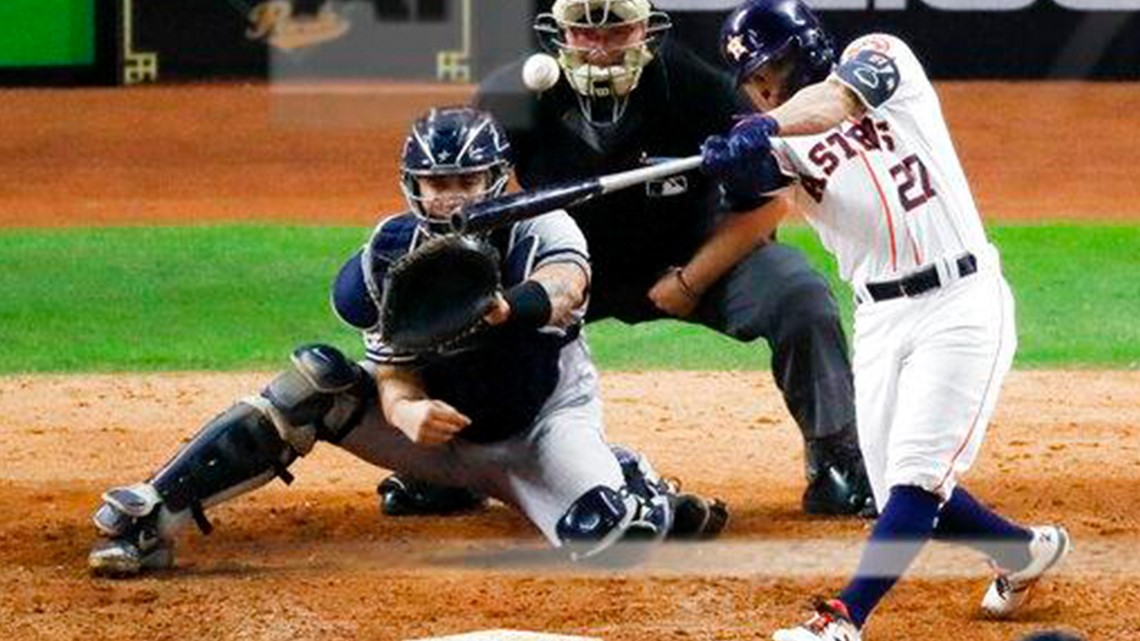 Watch Jose Altuve's walk-off homer that sent the Astros to the World Series