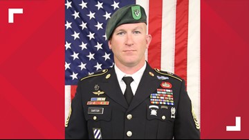 US service member killed in action in Afghanistan was from Teague, Texas