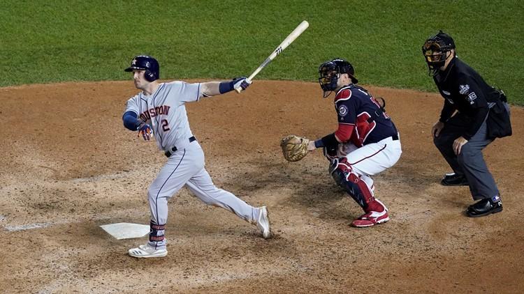 World Series Astros Nationals Baseball
