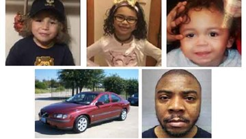 Amber Alert: 3 children missing from Connecticut last seen in Sealy
