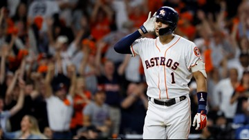 The best photos and reactions after Carlos Correa's walk-off home run