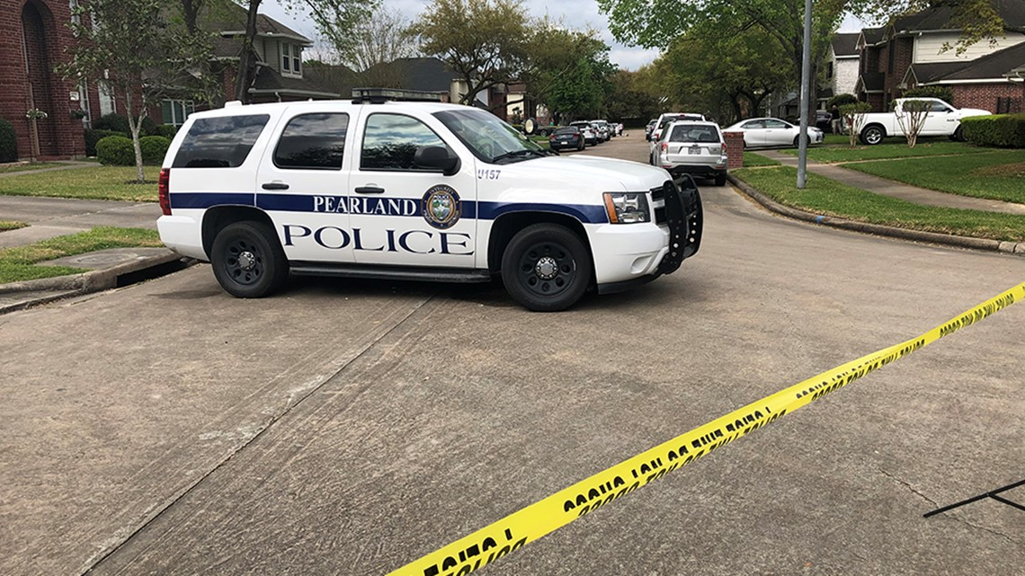 Houston police sergeant arrested in Pearland murder investigation