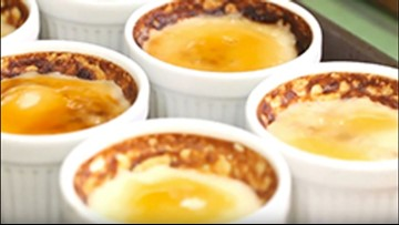 Easy Creme Brulee Recipe