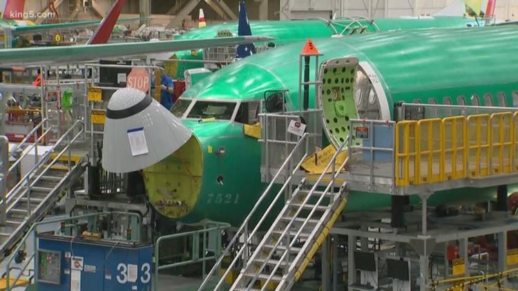 Boeing costs for 737 Max jump, profit falls short in third quarter