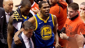 Kevin Durant to sign with Brooklyn Nets