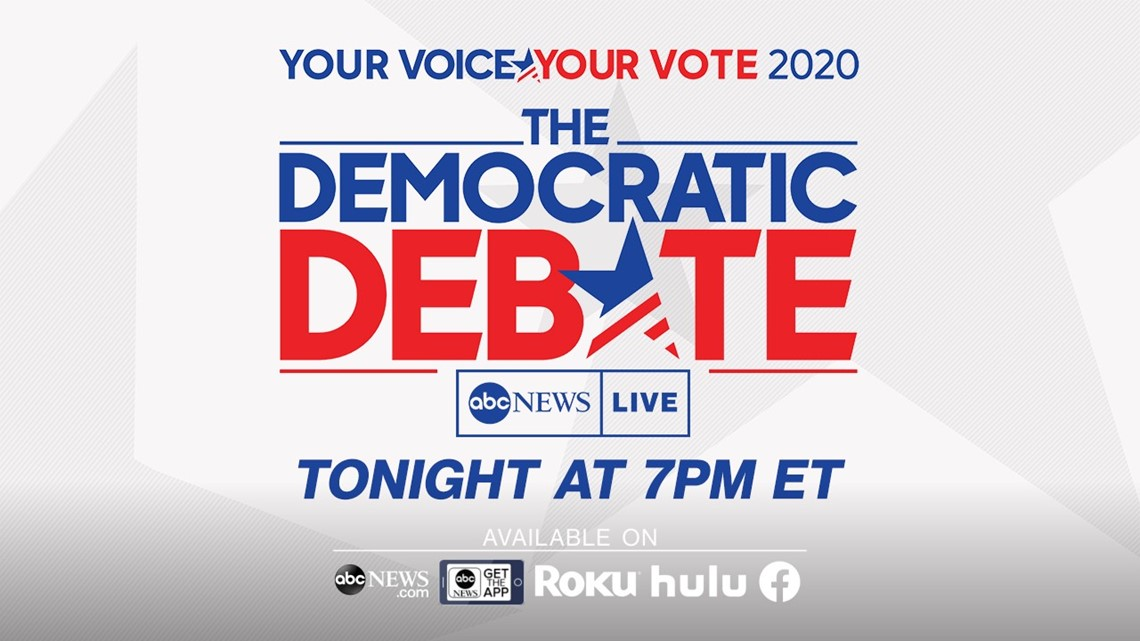 LIVE BLOG: 2020 Democrats debate on one stage in Houston