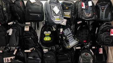 Officials at one Arizona high school announce backpack ban for students