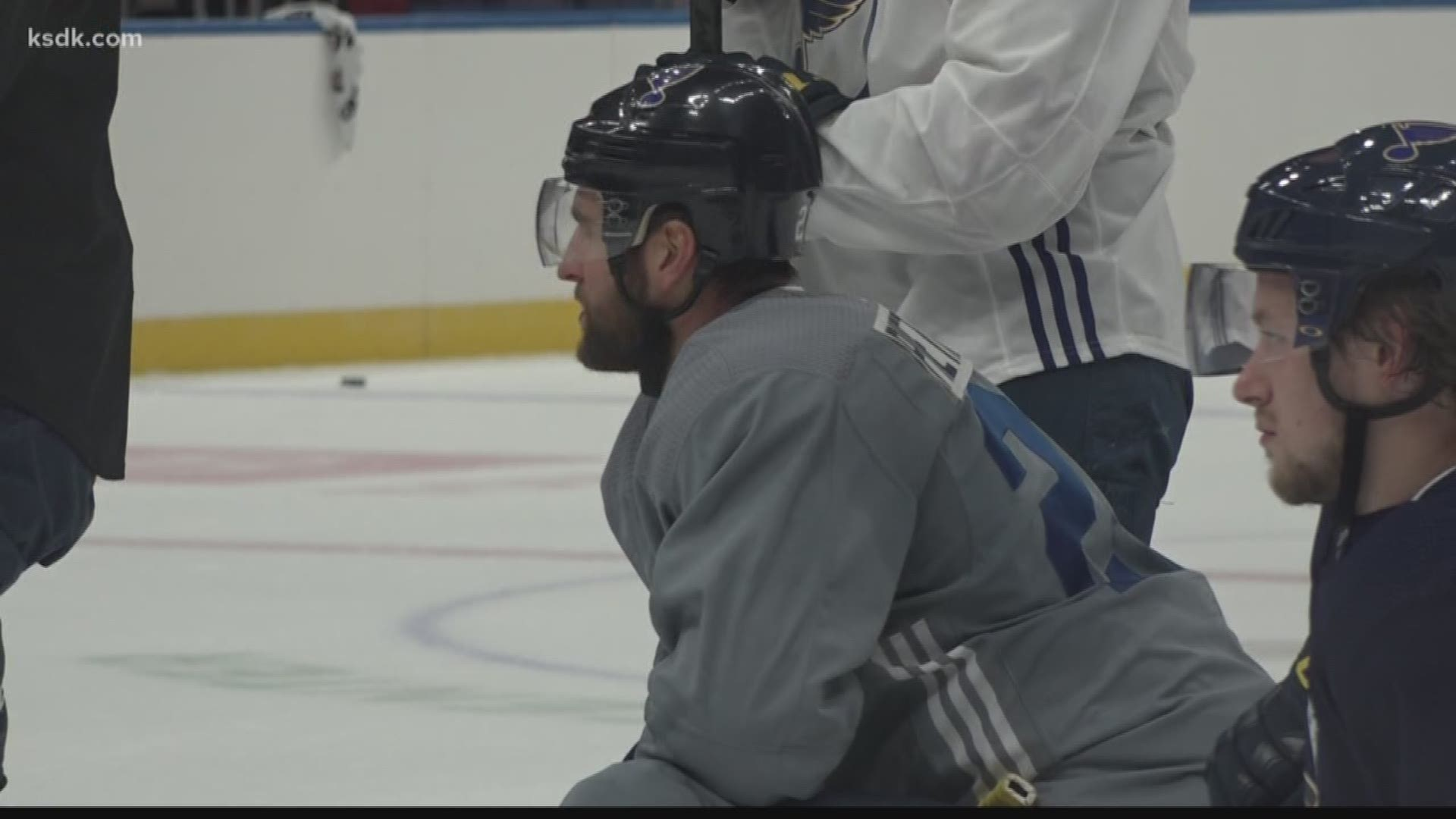 Alex Pietrangelo Talks About His New Life With Triplets Wfaa Com