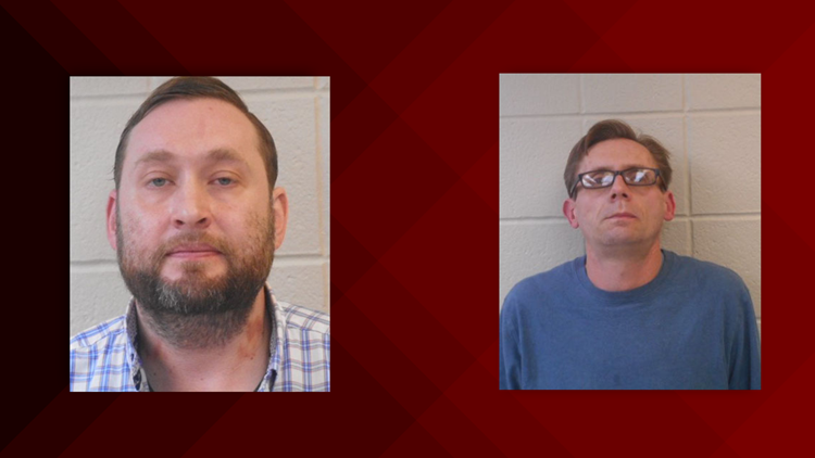 Two Arkansas chemistry professors arrested for allegedly making meth in college lab