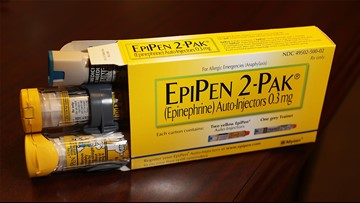 Some EpiPens given an extended shelf life