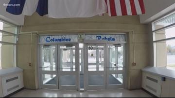School district considers demolishing Columbine High School