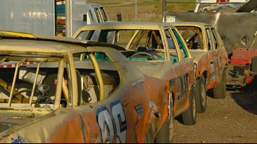 'I thought it was chaos when I first got into it,' train race driver says