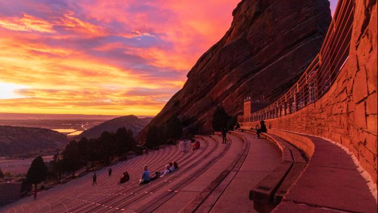 Here's the growing Red Rocks lineup in 2021