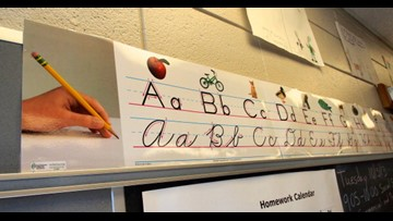 Texas students will have to learn cursive again starting this fall