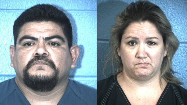 Texas couple in 'heinous' abuse case were members of Bikers Against Child Abuse: Officials