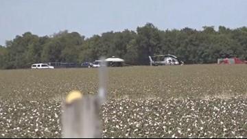 U.S. pilot, Jordanian military pilot killed in helicopter crash near Granger, officials say