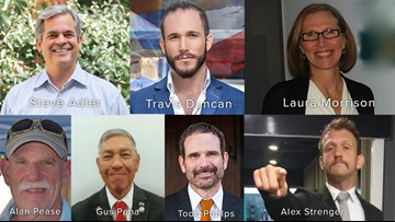 Former council member, five others look to unseat Austin Mayor Steve Adler
