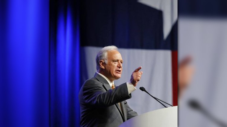 Senate gavels in without Lt. Gov. Dan Patrick, elects Watson to Pro Tem