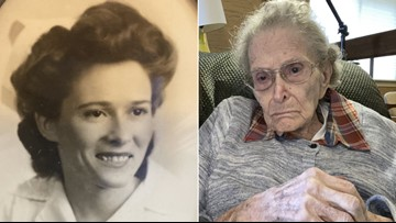 This Texan World War II nurse is turning 100, and she has one simple request