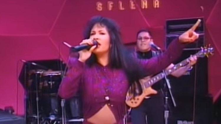 24 years ago Selena performed her last televised concert