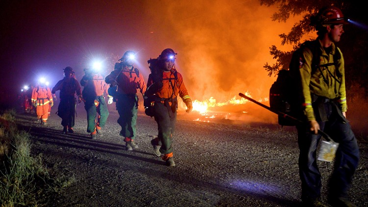 California bill allows inmate firefighters to become professional emergency responders upon release