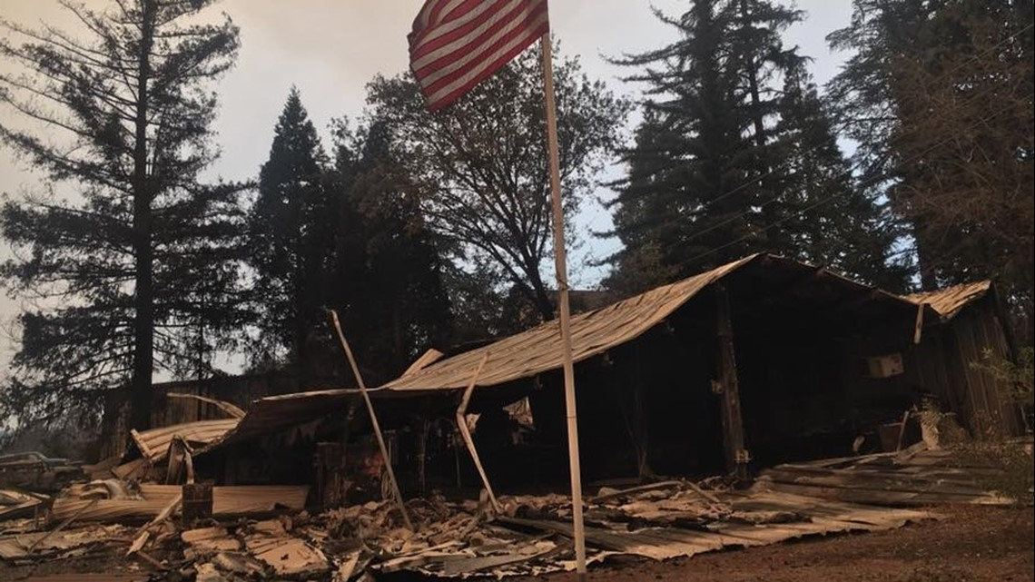 Camp Fire: Death toll rises to 29, matches deadliest in