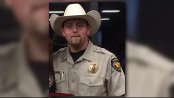 Funeral services announced for Panola County Deputy Chris Dickerson