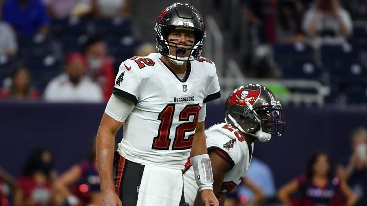 Bucs start title defense, kickoff NFL season Thursday night against Cowboys