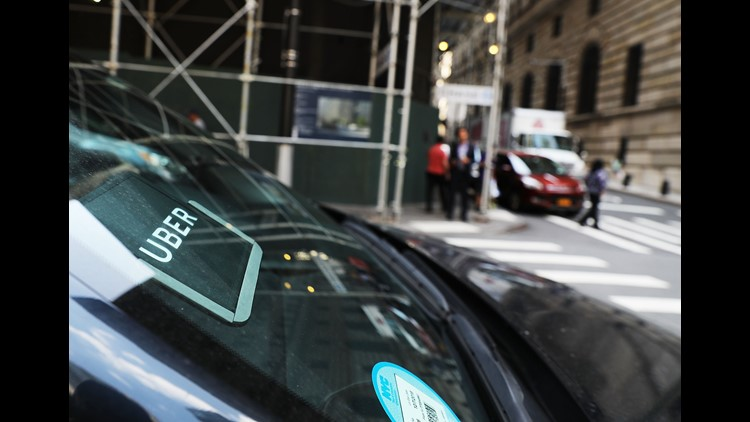 Uber sells its leasing business to startup Fair com | wfaa com