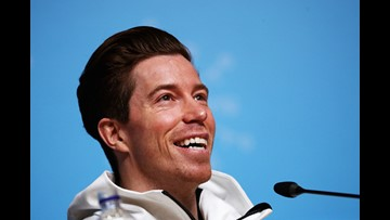 Shaun White is back to prove he's still a snowboarding legend