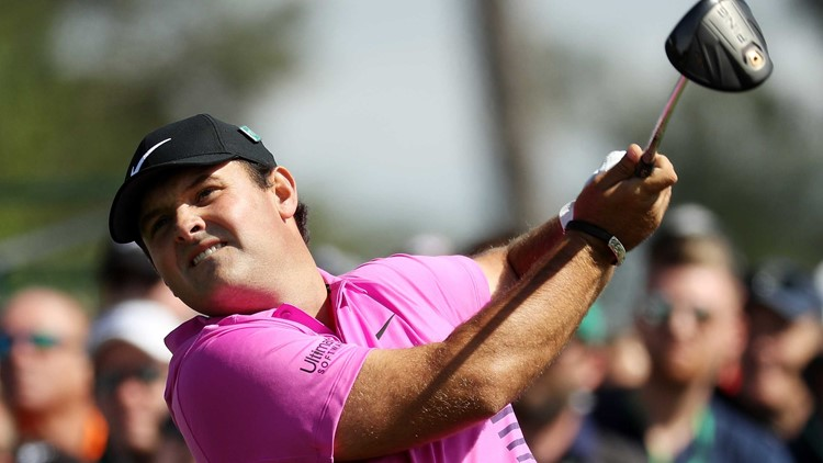 Patrick Reed the masters final round
