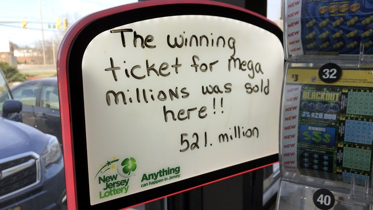 $533M Mega Millions jackpot victor revealed to claim cash