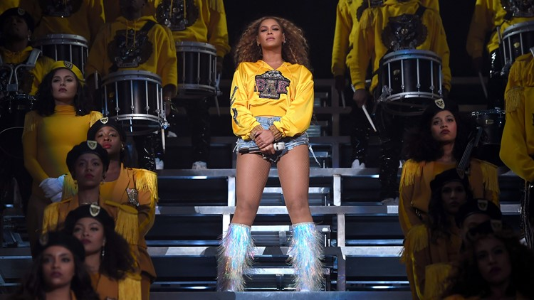 Fans have started calling the yearly festival 'Beychella.'