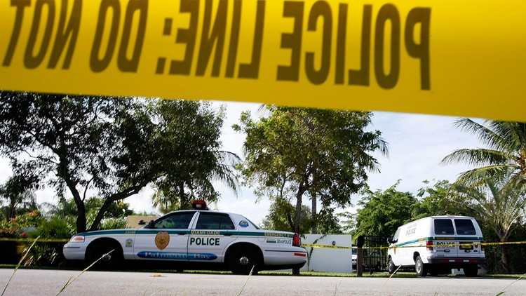 Miami police officer fired for brutal kick to handcuffed suspect's head