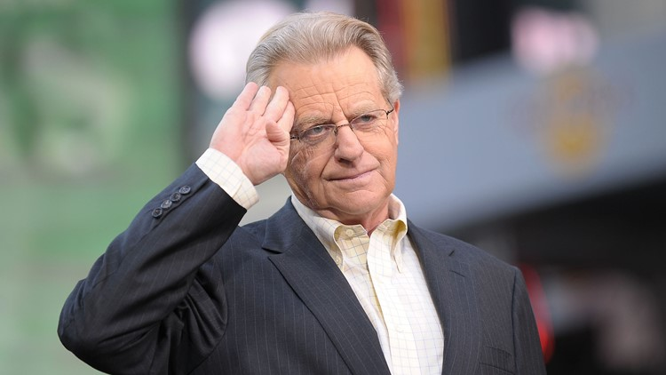 Reports: Jerry Springer Show ends production, reruns to air