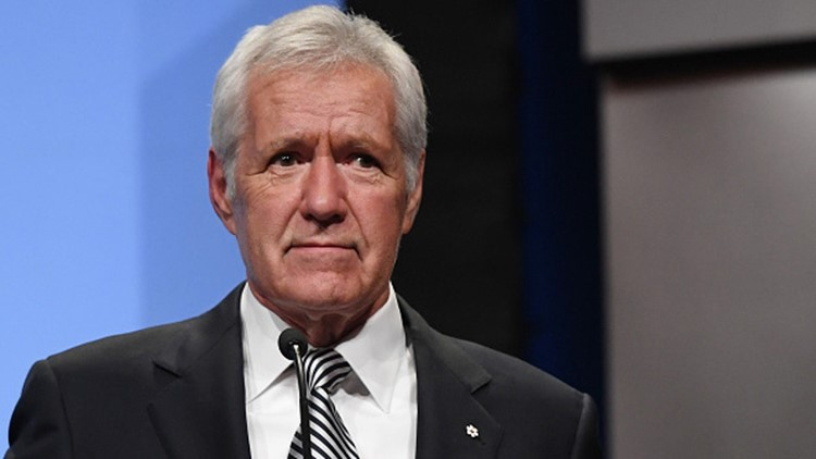 Alex Trebek Suggests Who Should Replace Him As Host Of 'Jeopardy'
