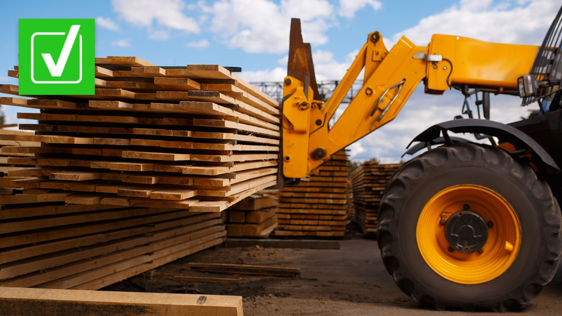 Is the lumber shortage real?