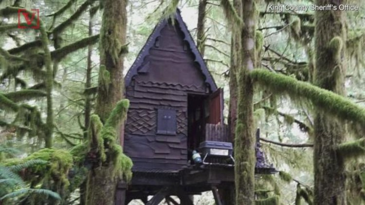 Man Who Kept Secret Child Porn In This Fairy Tale-Style Treehouse Gets Jail  Time