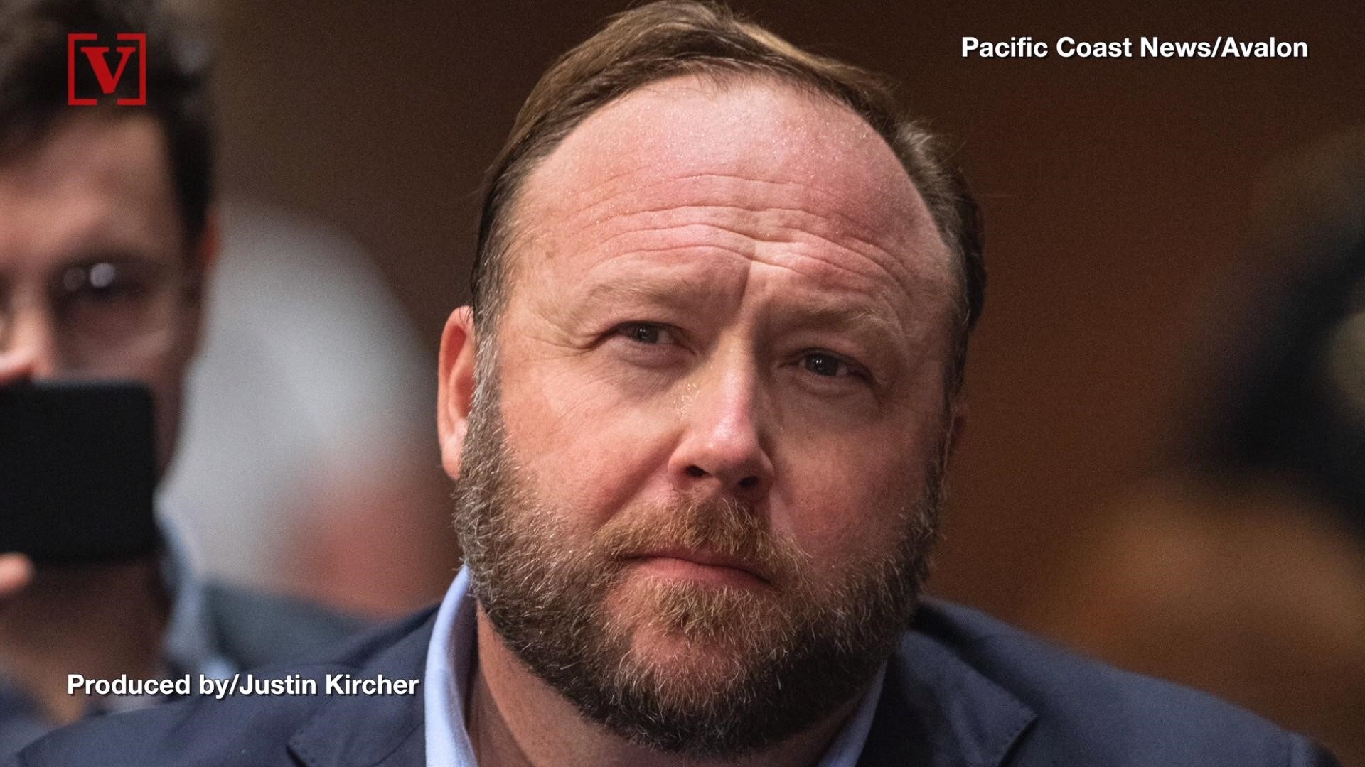 Actor Porno Español Sandy infowars' alex jones throws out another sandy hook school shooting-related  conspiracy