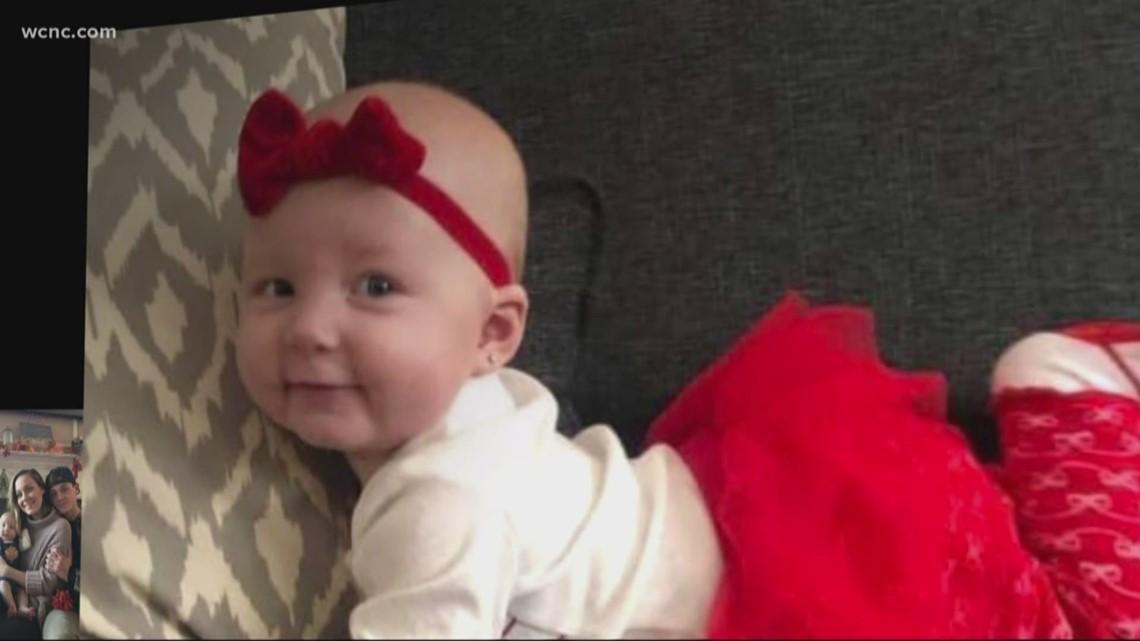 North Carolina baby given deadly dose of Benadryl at daycare, police say