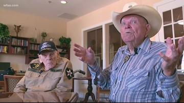 'It's hard to talk about it, but somebody's got to': At 101 and 95, soldiers recall D-Day