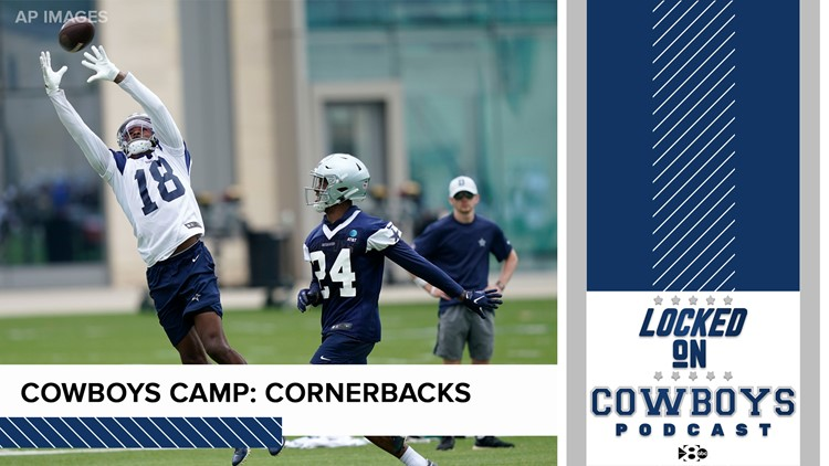 Dallas Cowboys training camp preview: Who will win the slot cornerback job? | Locked On Cowboys