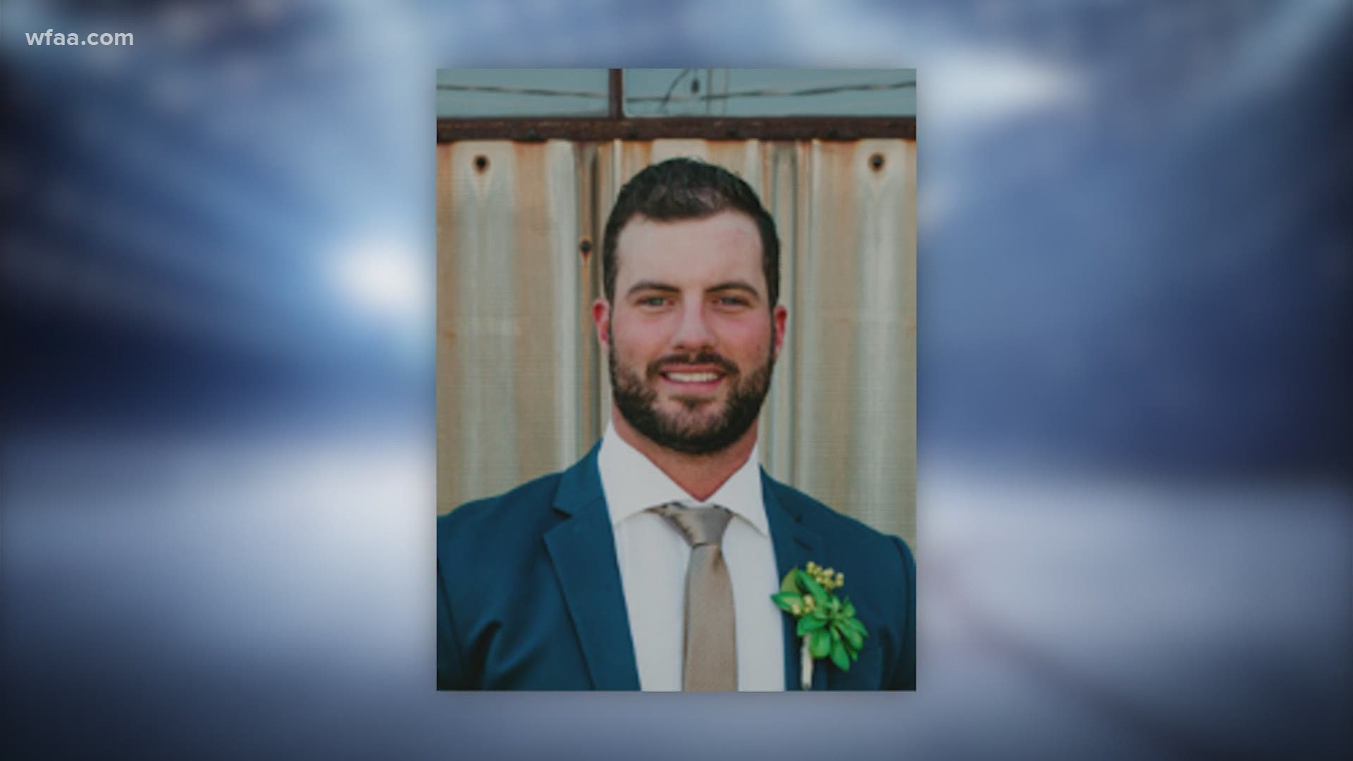 Wife Speaks Out After Youth Hockey Coach Dies From Complications Of Covid 19 Wfaa Com