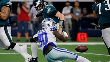 5 things from Eagles vs Cowboys: play-making defense sets tone in dominant win